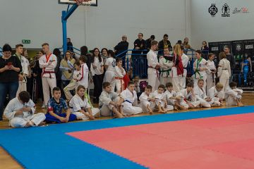 Sukces kickboxerów z klubu Striker. w Wołominie