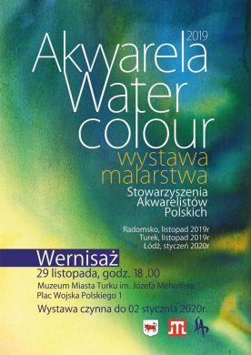 Akwarela Water Colour 2019