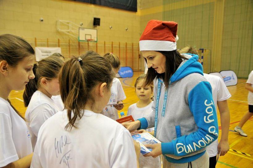 Wideo: Alternatywne lekcje WF-u z Moniką Pyrek już w grudniu - foto: Archiwum Turek.net.pl