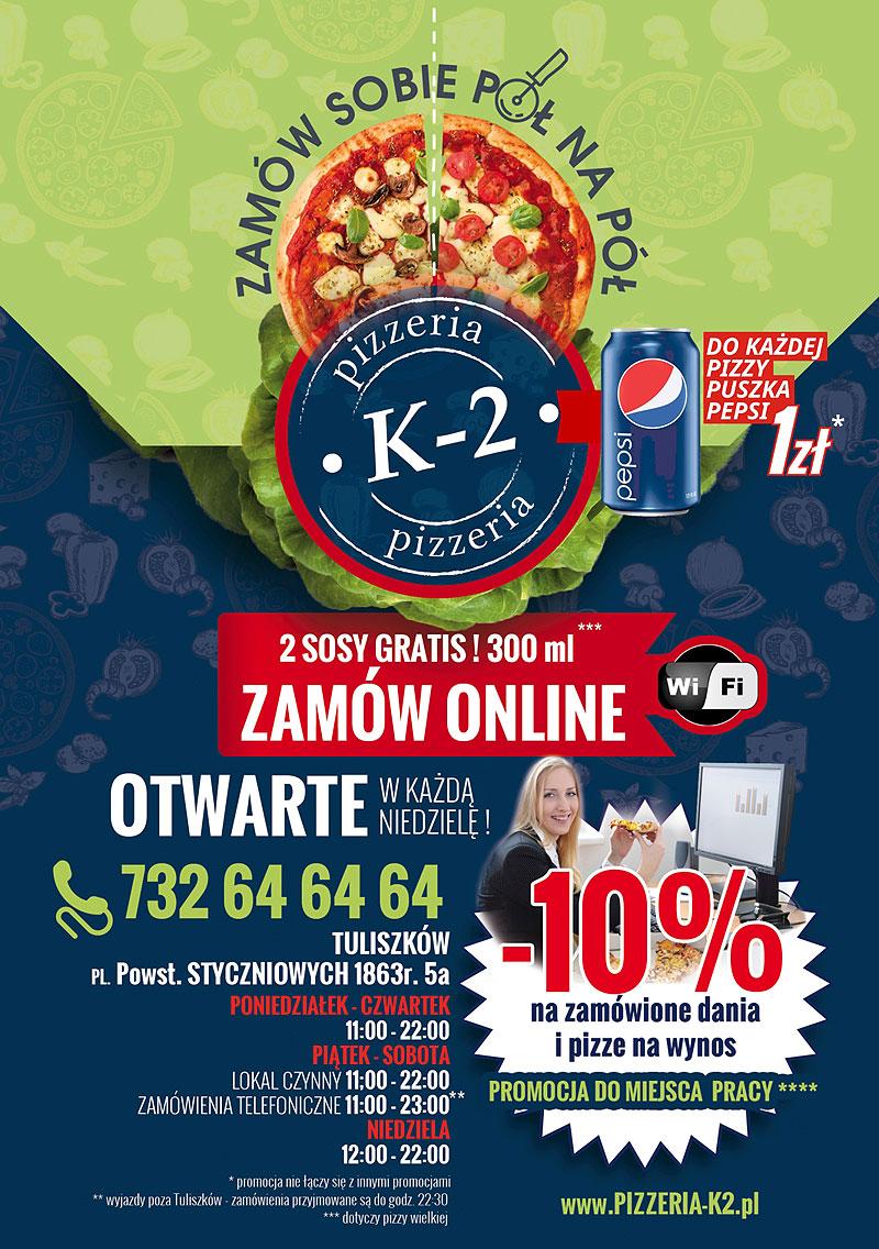 Telepizza K2 Tuliszków