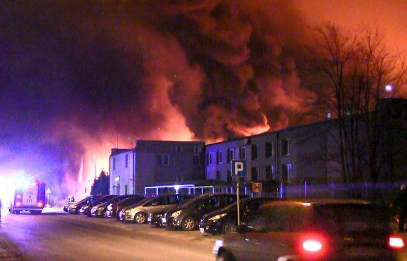 Pożar w PROFIm: 300 milionów zł strat. Jest...