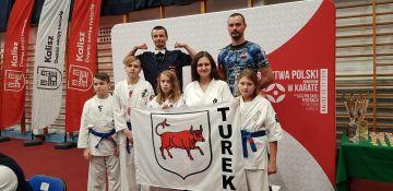 Karatecy z Striker Turek walczyli na...
