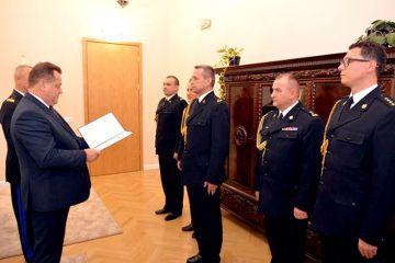 Arkadiusz Przybyła Komendantem Wojewódzkim PSP...