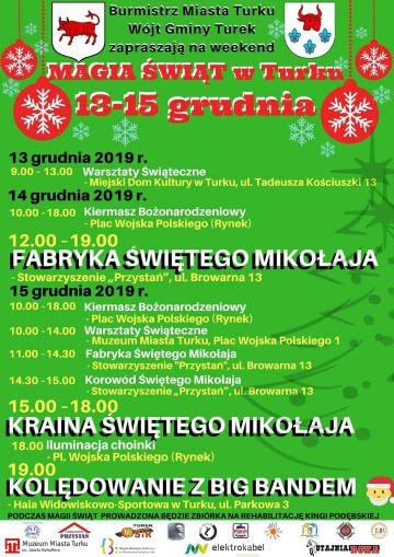 Magia Świąt w Turku 2019