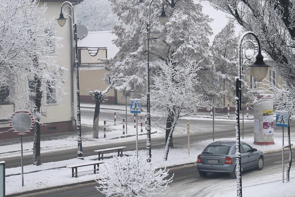 Zimowe utrzymanie dróg - informacja UM Turek