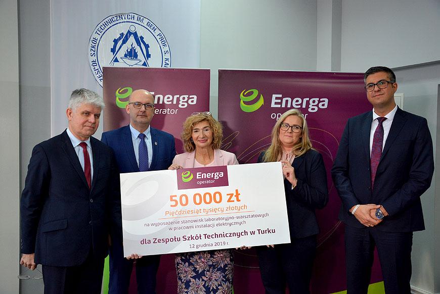 ZST otrzymało 50 tys.zł na wyposażenie laboratorium!