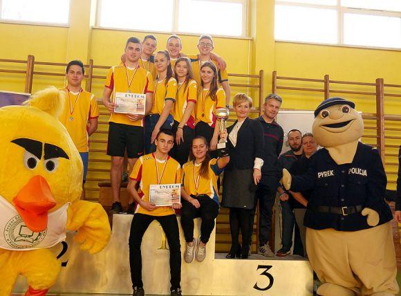 W ZSR rywalizowali o Puchar Komendanta KPP w Turku