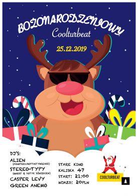 Bożonarodzeniowy Coolturbeat