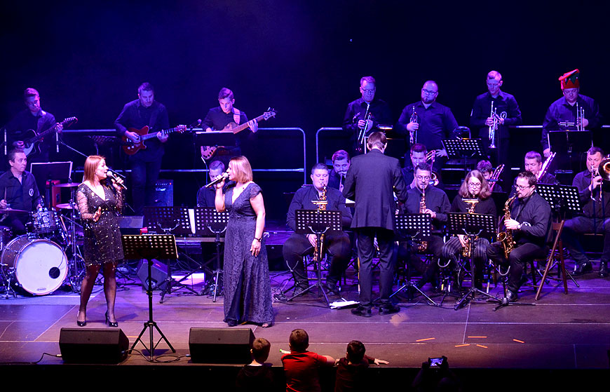 To był koncert pełen świątecznej magii! - foto: MS