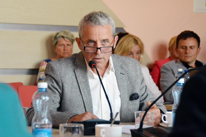 Andrzej Wojtkowiak wnioskował o zmianę terminu zgłoszeń do konkursu w ZSR - Foto: archiwum Turek.net.pl
