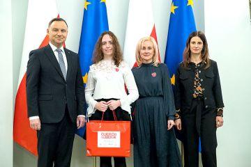 Sukces uczennicy LO w konkursie pod patronatem...