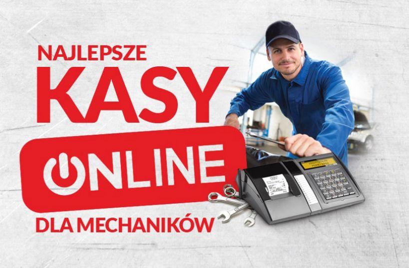Ostatni dzwonek na zakup Kasy fiskalnej ONLINE przez serwisy motoryzacyjne