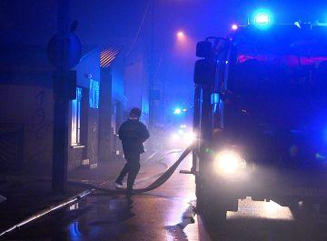 Wideo: Tragiczny finał pożaru na ul. Browarnej....