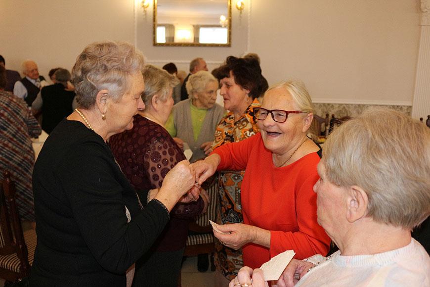 Wigilijne spotkanie dla starszych, chorych, samotnych