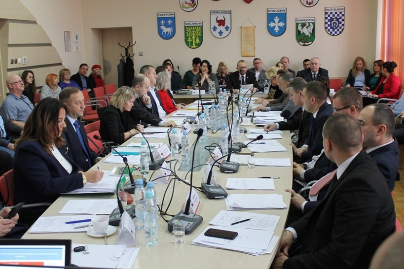 Budżet na 2020 rok oficjalnie przyjęty przez Radę Miejską Turku - źródło: Miasto Turek