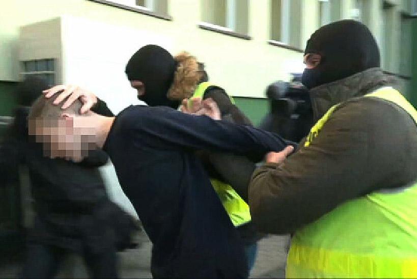 Sąd zdecydował o areszcie dla Macieja J. - Foto: TVN24