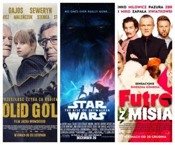 Nowe Gwiezdne Wojny już w styczniu w kinie TUR.