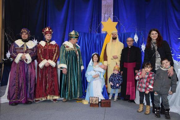 Orszak Trzech Króli 2020 w Tuliszkowie
