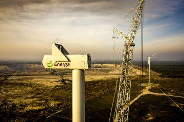 Farma wiatrowa Energi w Przykonie wygrała...