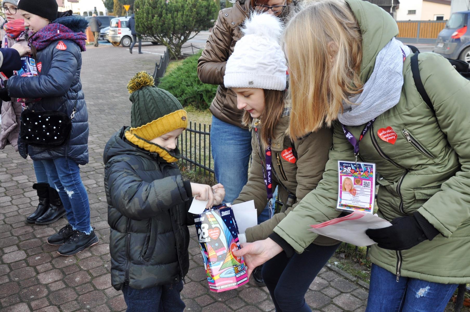 Finał WOŚP w Malanowie. Zebrali aż 19 tys. złotych! - foto: UG Malanów