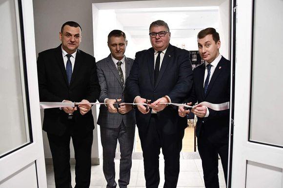 Nowo wyremontowane Centrum Kultury w Dobrej.