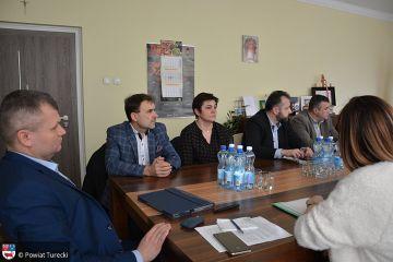 Spotkanie Zespołu Zarządzania Kryzysowego w...