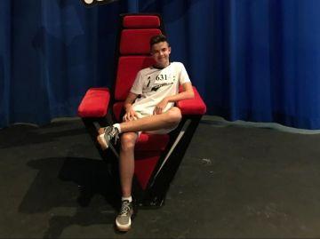 Oskar Brzostowski już dziś w The Voice Kids.