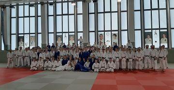 Judocy z Tuliszkowa trenowali z najlepszymi.