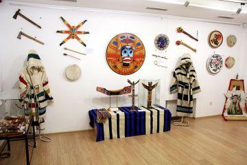 Wyjątkowa indiańska wystawa w turkowskim muzeum.