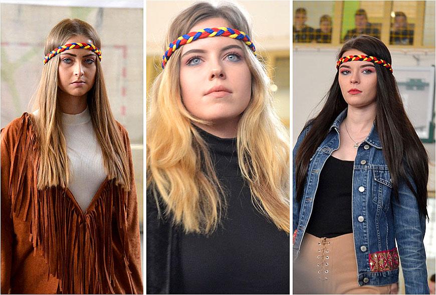 Piąta i ostatnia edycja ZST Fashion Show czyli moda w stylu Boho 2020 - foto: MS