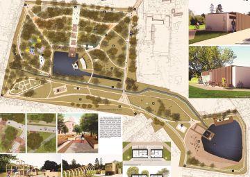 Odnowią duży park za 19 mln. Będzie także amfiteatr!
