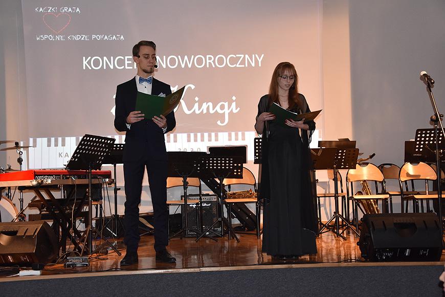 Licytacje i piękne piosenki czyli koncert charytatywny dedykowany Kindze.
