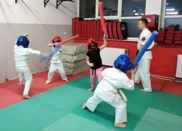 Wesołe ferie z Oyama Karate.