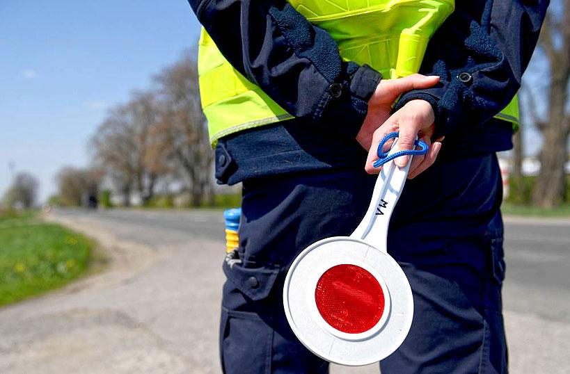 Policjanci z Dobrej planują wzmożone kontrole w gm. Przykona