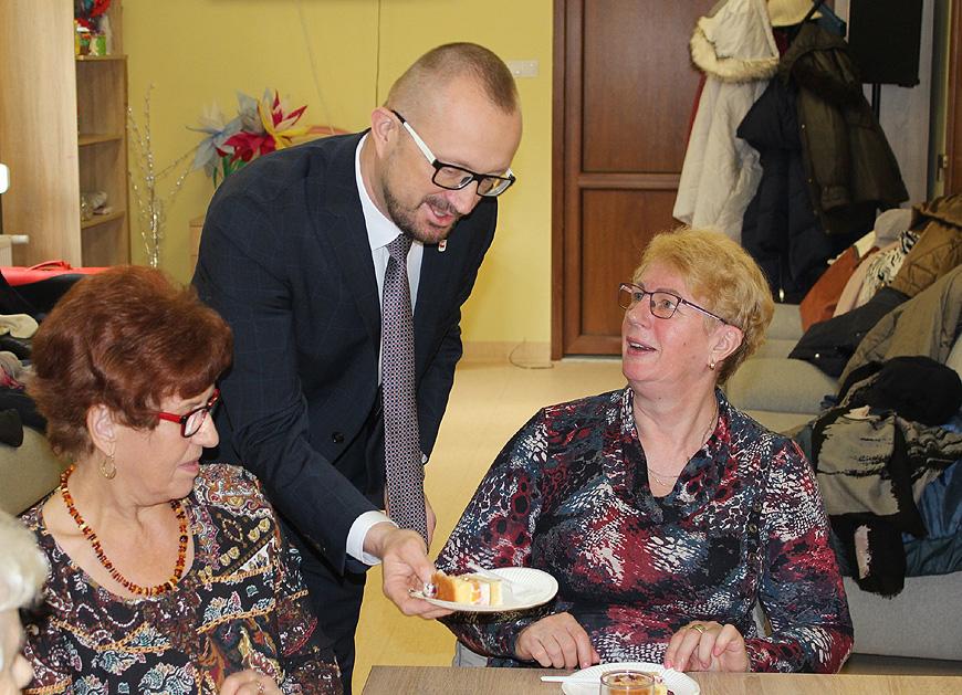 II urodziny Turkowskiego Klubu Seniora+ - foto: UM Turek