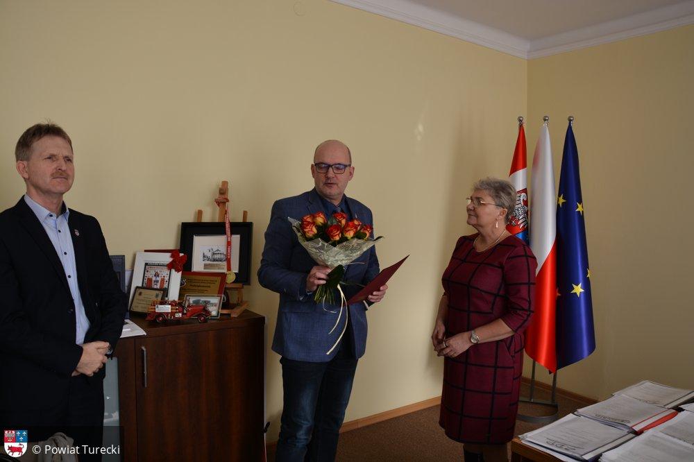 Zarząd Powiatu Tureckiego powierzył stanowisko Dyrektora ZSR CKP w Kaczkach Średnich