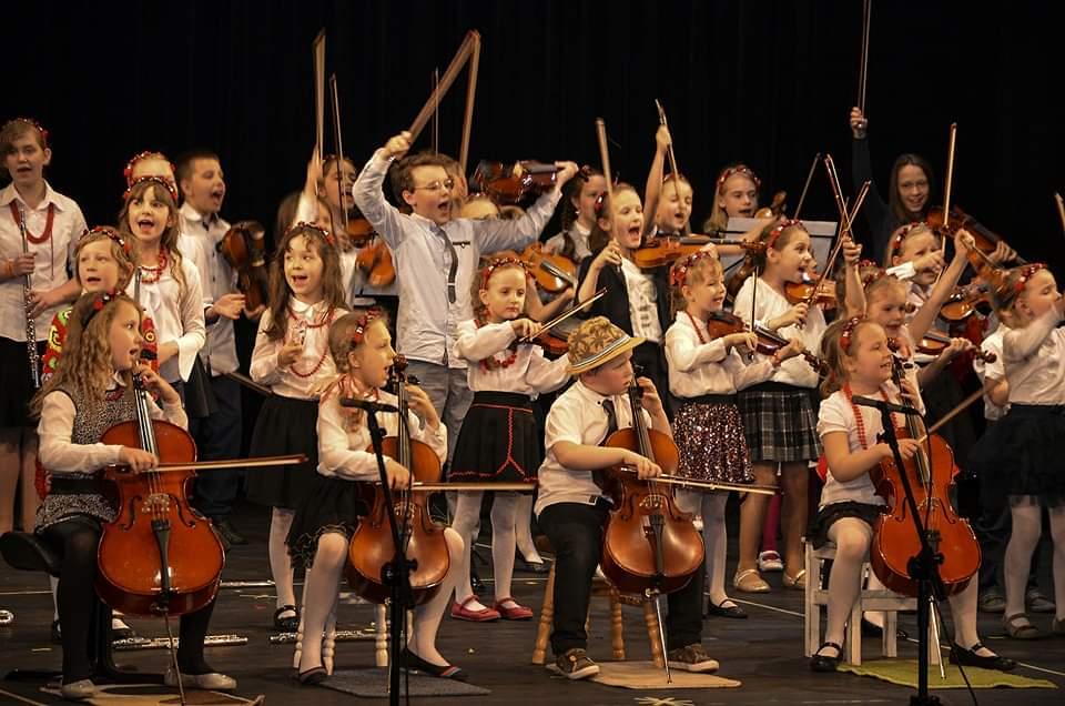 Obchody jubileuszu 40-lecia Państwowej Szkoły Muzycznej w Turku - fot. Państwowa Szkoła Muzyczna w Turku