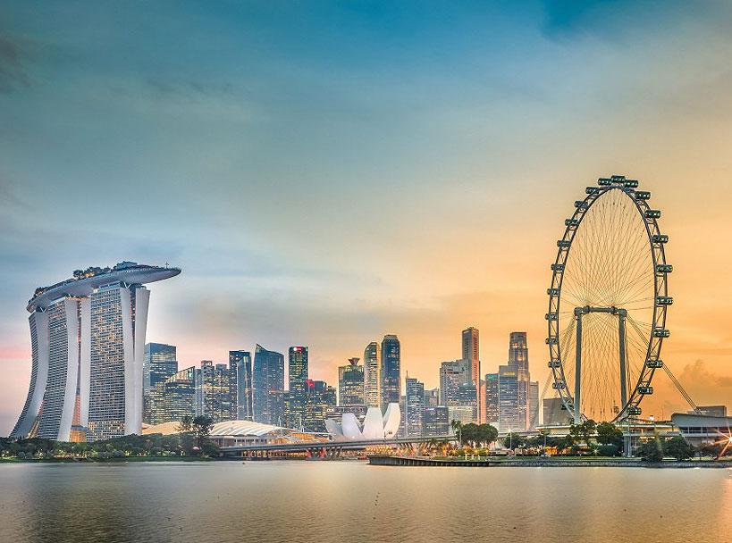 Gmina Brudzew zaprezentuje się na targach w Singapurze
