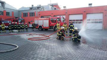 Warsztaty z pożarów wewnętrznych dla jednostek...