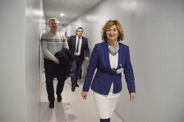 Wioletta Adamiak wybrana kandydatem na...