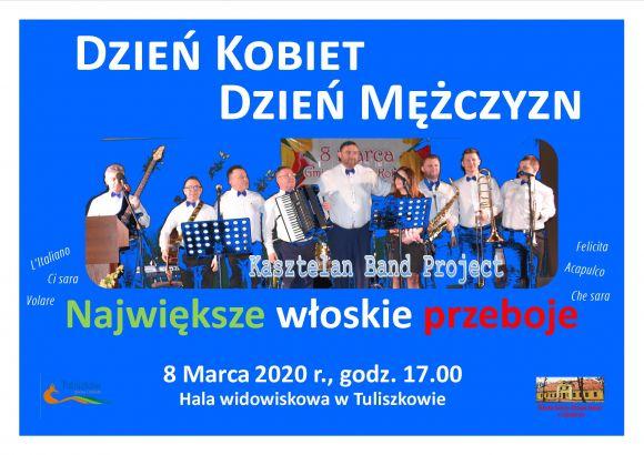 Dzień Kobiet 2020 w Tuliszkowie