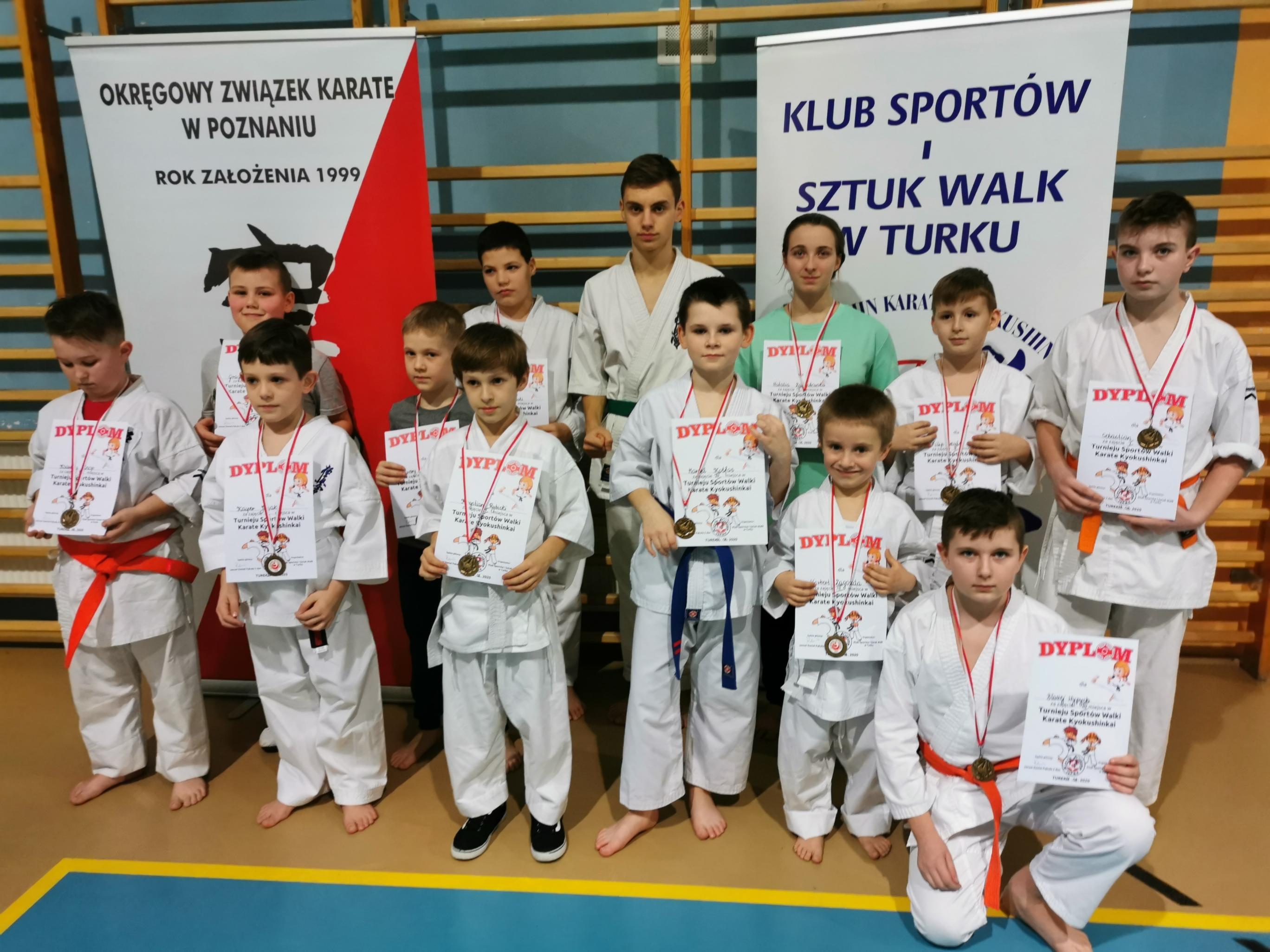 Turniej Ligi Młodych Wojowników