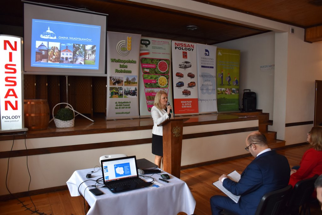 Forum rolniczych spraw i potrzeb w Russocicach - fot. UG Władysławów