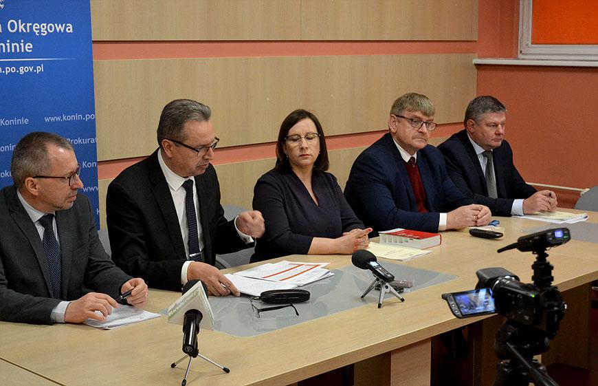 Wideo: Sprawa zabójstwa Adasia priorytetem śledczych. Prokuratura czeka na wyniki badań - fot. Turek.net.pl