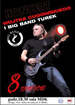Koncert na Dzień Kobiet  Wojtek Cugowski & Big Band