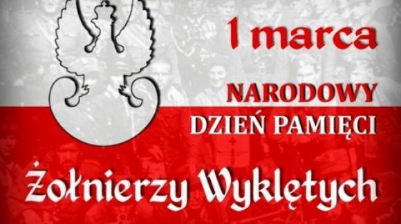 1 MARCA - Narodowy Dzień Żołnierzy Wyklętych