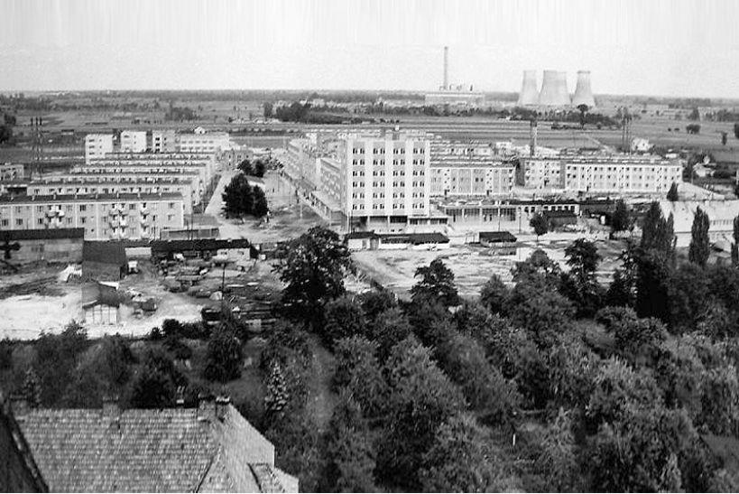 O powojennej architekturze Turku z Makarym Górzyńskim - fot. Archiwum Turek.net.pl