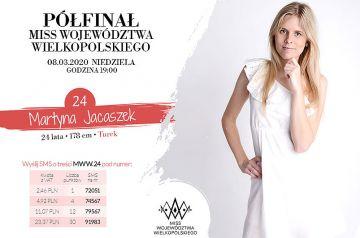 Miss Województwa Wielkopolskiego 2020. Zagłosuj...