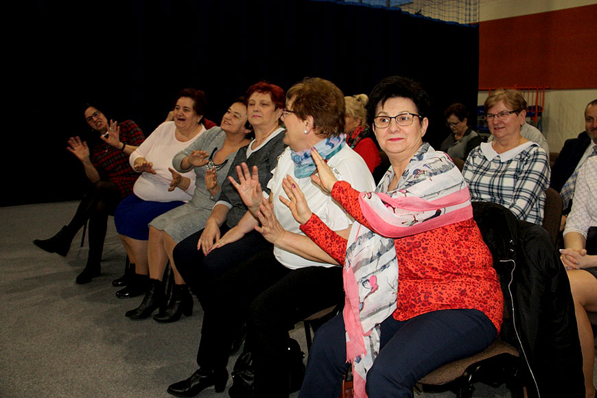 Gminny Dzień Kobiet w Brudzewie - fot. UG Brudzew
