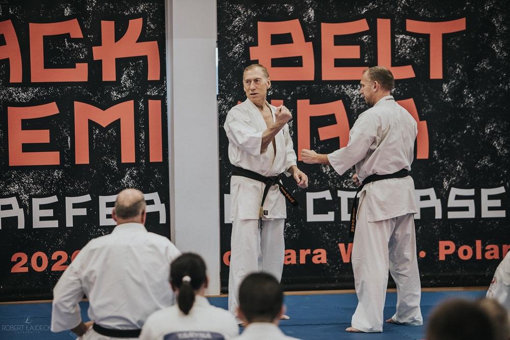 Europejskie zgrupowanie szkoleniowe dla instruktorów karate
